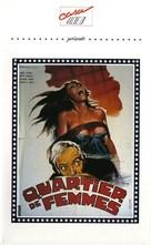 Quartier de femmes - French Movie Cover (xs thumbnail)