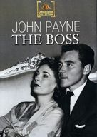 The Boss - DVD cover (xs thumbnail)