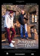 Pourquoi mon fils? - French Movie Poster (xs thumbnail)