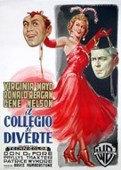 She's Working Her Way Through College - Italian Movie Poster (xs thumbnail)