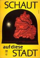 Schaut auf diese Stadt - German Movie Poster (xs thumbnail)