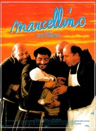 Marcellino - French Movie Poster (xs thumbnail)