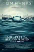 Sully - Danish Movie Poster (xs thumbnail)