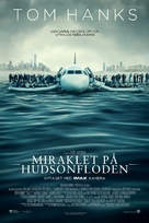 Sully - Danish Movie Poster (xs thumbnail)