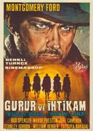 Today We Kill Tomorrow We Die - Turkish Movie Poster (xs thumbnail)