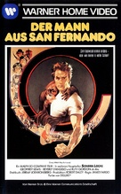 Every Which Way But Loose - German VHS movie cover (xs thumbnail)