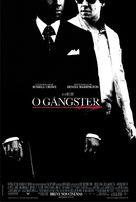 American Gangster - Brazilian Movie Poster (xs thumbnail)