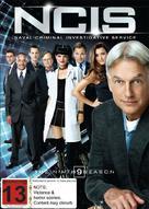 """Navy NCIS: Naval Criminal Investigative Service"" - New Zealand DVD movie cover (xs thumbnail)"
