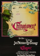 Chinatown - Danish Movie Poster (xs thumbnail)