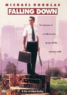 Falling Down - DVD movie cover (xs thumbnail)