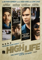High Life - Swedish DVD cover (xs thumbnail)