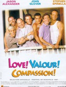 Love! Valour! Compassion! - Movie Poster (xs thumbnail)