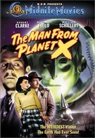 The Man From Planet X - DVD cover (xs thumbnail)