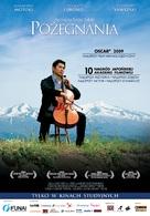 Okuribito - Polish Movie Poster (xs thumbnail)