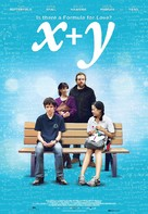 X+Y - British Movie Poster (xs thumbnail)