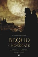 Blood and Chocolate - Movie Poster (xs thumbnail)