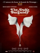 The Duke of Burgundy - French Movie Poster (xs thumbnail)