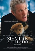 Hachiko: A Dog's Story - Spanish Movie Poster (xs thumbnail)