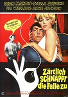 How to Save a Marriage and Ruin Your Life - German Movie Poster (xs thumbnail)