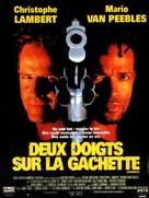 Gunmen - French Movie Poster (xs thumbnail)