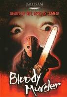 Bloody Murder - DVD cover (xs thumbnail)