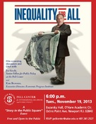 Inequality for All - Movie Poster (xs thumbnail)