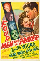 Four Men and a Prayer - Movie Poster (xs thumbnail)
