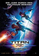 Titan A.E. - German Movie Poster (xs thumbnail)