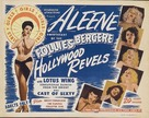 Hollywood Revels - Movie Poster (xs thumbnail)