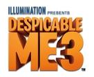 Despicable Me 3 - Logo (xs thumbnail)