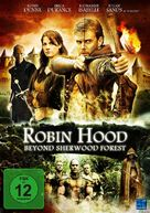 Beyond Sherwood Forest - German DVD cover (xs thumbnail)