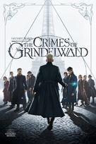 Fantastic Beasts: The Crimes of Grindelwald - Movie Cover (xs thumbnail)