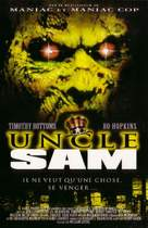 Uncle Sam - French Movie Cover (xs thumbnail)
