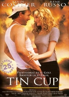 Tin Cup - Spanish Movie Poster (xs thumbnail)