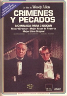 Crimes and Misdemeanors - Argentinian DVD movie cover (xs thumbnail)