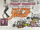 Don't Knock the Twist - British Movie Poster (xs thumbnail)