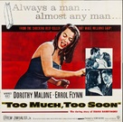 Too Much, Too Soon - Movie Poster (xs thumbnail)