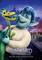 Onward - Vietnamese Movie Poster (xs thumbnail)