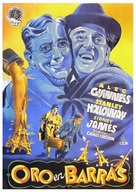 The Lavender Hill Mob - Spanish Movie Poster (xs thumbnail)