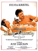 Lady Chatterley's Lover - French Movie Poster (xs thumbnail)