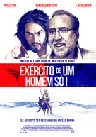 Army of One - Portuguese Movie Poster (xs thumbnail)