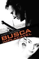 Taken - Brazilian DVD movie cover (xs thumbnail)