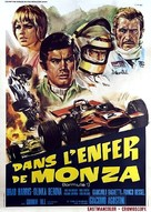 Formula 1 - Nell'Inferno del Grand Prix - French Movie Poster (xs thumbnail)