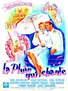 Till the Clouds Roll By - French Movie Poster (xs thumbnail)