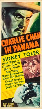 Charlie Chan in Panama - Movie Poster (xs thumbnail)