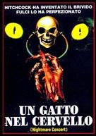 Un gatto nel cervello - Italian Movie Poster (xs thumbnail)