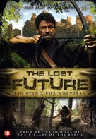 The Lost Future - Dutch DVD cover (xs thumbnail)