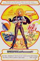 Barbarella - British Movie Poster (xs thumbnail)