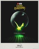 Lego Star Wars Terrifying Tales - Spanish Movie Poster (xs thumbnail)