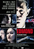 Edmond - Croatian Movie Poster (xs thumbnail)